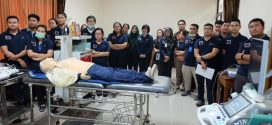 Pelatihan Bantuan Hidup Dasar ( BHD ) & CODE BLUE di RSUD Kota Palangka Raya