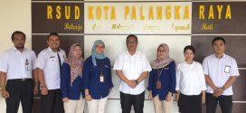Kunjungan Tim Kemenpan RB RI dlm rangka Evaluasi Pelayanan Publik di RSUD Kota P.Raya (Rabu, 09 Oktober 2019. pkl 08.30)
