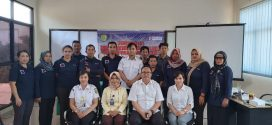 Kegiatan In House Training untuk tenaga Cleaning Service dan Loundry di RSUD Kota Palangka Raya ( Rabu, 09 Oktober 2019, pkl 09.00 WIB)