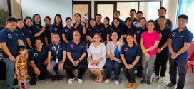 Kegiatan Bimbingan Rohani Agama Kristen dan Katolik di RSUD Kota Palangka Raya (Jumat, 04 Oktober 2019 pkl. 10.00 WIB)