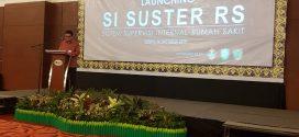 "Launching ""SI SUSTER RS"" ( Sistem Supervisi Internal Rumah Sakit ) oleh Perwakilan BPKP Propinsi Kalteng ( Senin, 14 Oktober 2019, pkl. 09.00 WIB, di Ballroom Hotel Aquarius P. Raya)"
