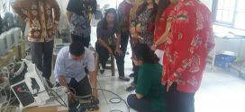Uji Fungsi & Training Penggunaan Alat Defibrilator di RSUD Kota P. Raya ( Kamis, 17 Oktober 2019 )