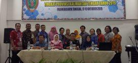 Rapat Koordinasi Jabatan Fungsional Kesehatan Tingkat Propinsi Kalteng