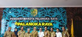 Rapat koordinasi antara pemko P. Raya dengan BPJS Kesehatan Cabang kota P. Raya (senin, 23 September 2019. Pkl 10.00 WIB. Diruang PK 1. Pemko P. Raya)