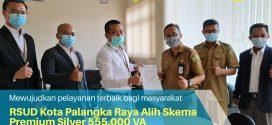 Upaya Peningkatan Kualitas Listrik RSU Kota Palangka Raya.