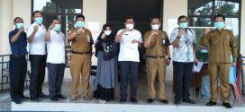 Kegiatan Vaksinasi COVID – 19 thd Pimpinan & Seluruh Staf BPKP Provinsi Kalteng di RSUD Kota Palangka Raya (Senin, 8 Maret 2021 s/d 9 Maret 2021)