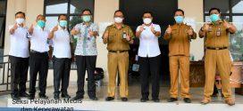 Kegiatan Vaksinasi ke-2 Pimpinan & Staf BPKP Kalteng di RSUD Kota P. Raya ( 22-23 Maret 2021 )