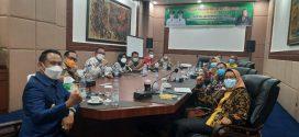 Rapat Terbatas dgn Bapak Walikota Palangka Raya ( Kamis, 1 Juli 2021, pkl. 13.00 – 17.30 WIB @ Hotel M Bahalap, Palangka Raya )