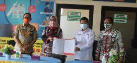 Kegiatan Serah Terima Bantuan 1 ( satu ) Unit Ventilator dari PMI Propinsi Kalteng kpd RSUD Kota Palangka Raya ( Kamis, 15 Juli 2021, pkl. 08.00 WIB )