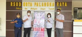 Kegiatan Penandatangan MoU antara RSUD dgn Dinas Damkar & Penyelamatan Kota P. Raya ttg Layanan Call Center 112 Kota Kita ( Rabu, 25 Agustus 2021, pkl. 09.00 WIB )